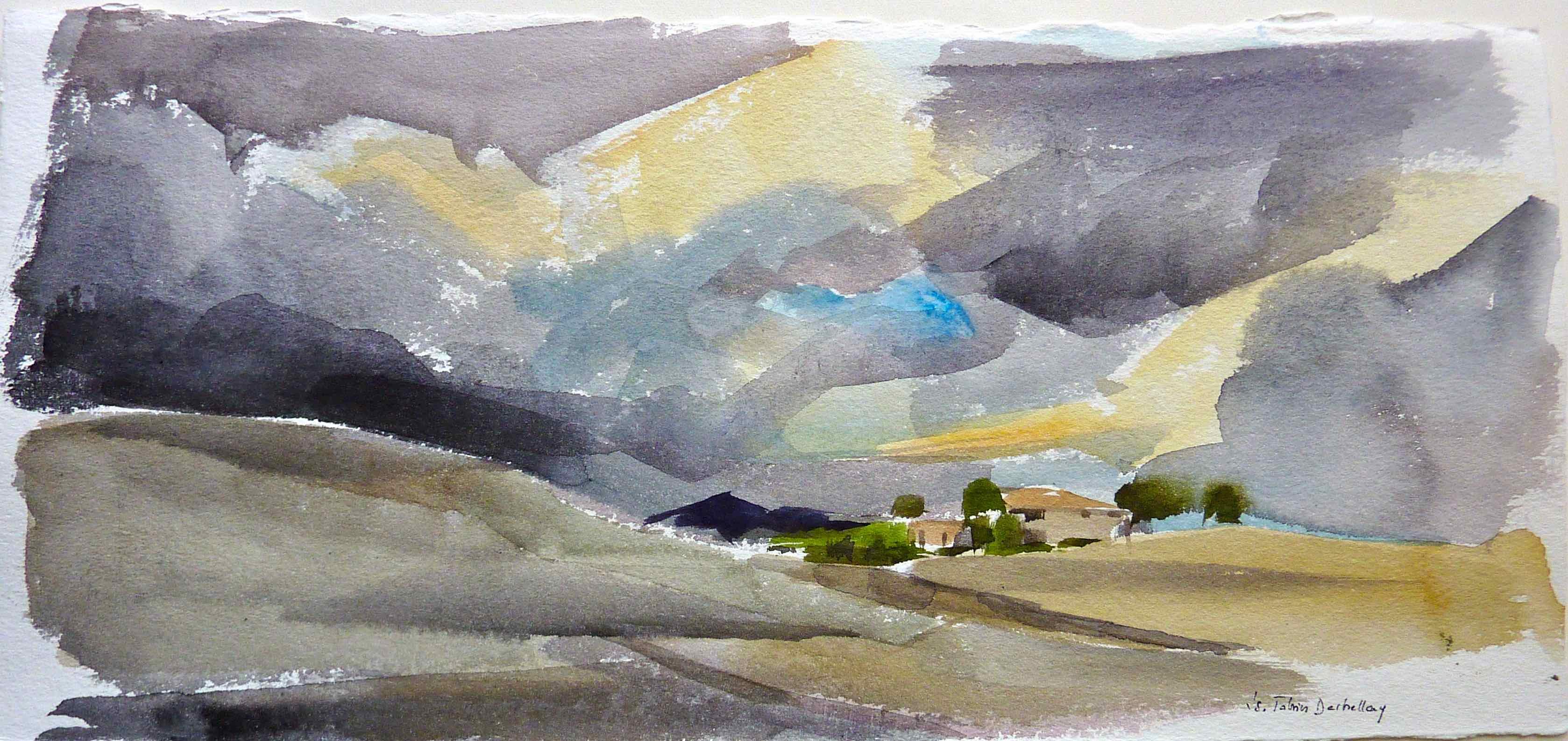 Ciel d'orage - 2012