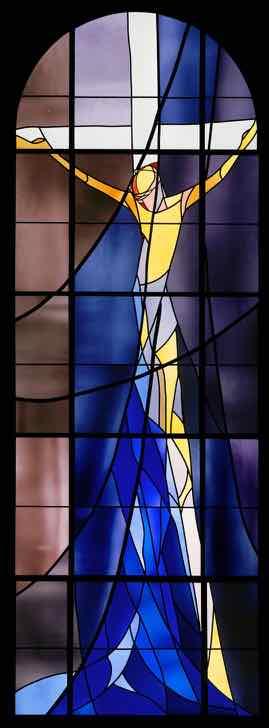 Crucifixion, St-Jodard