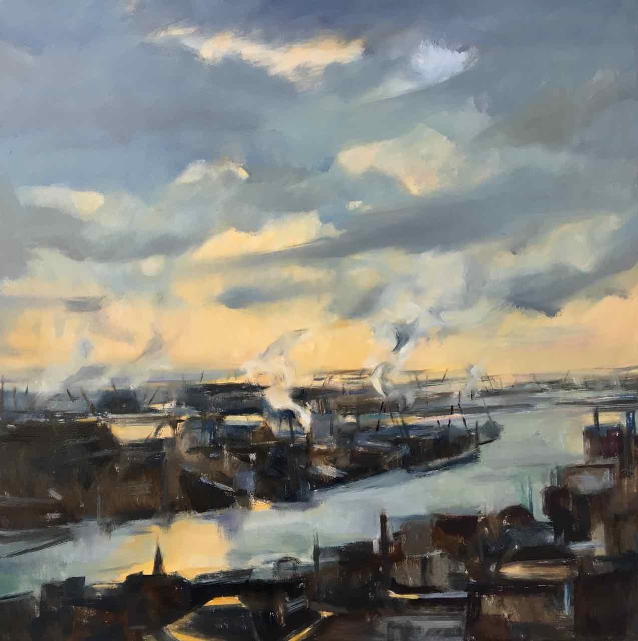Port de Hambourg - 2017