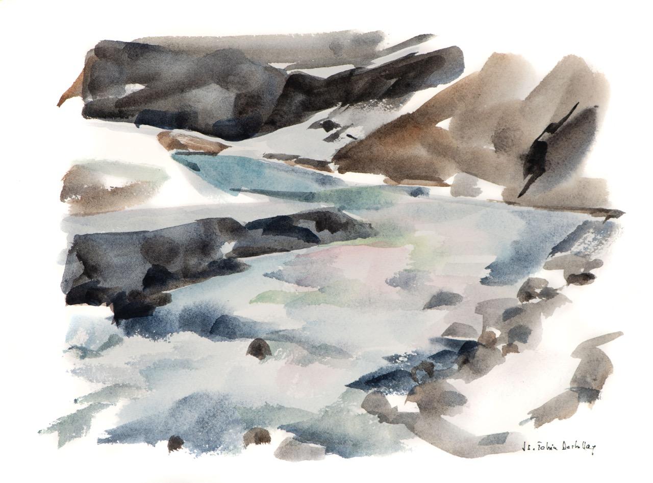L'eau du glacier - 2018