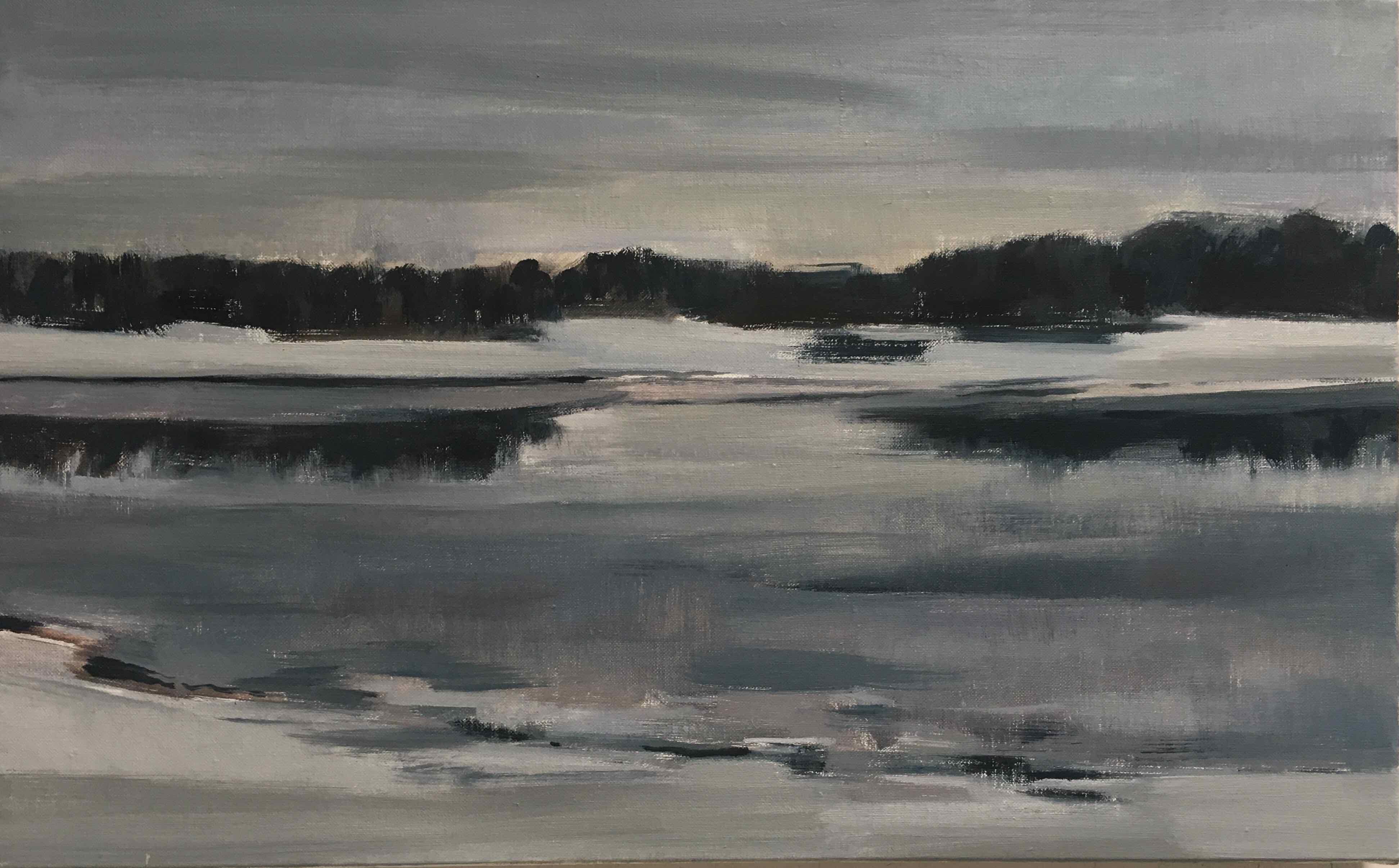 Rivière figée - 2019
